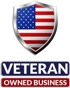 Logo of Veteran Owned Business