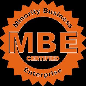 minority business enterprise certified logo